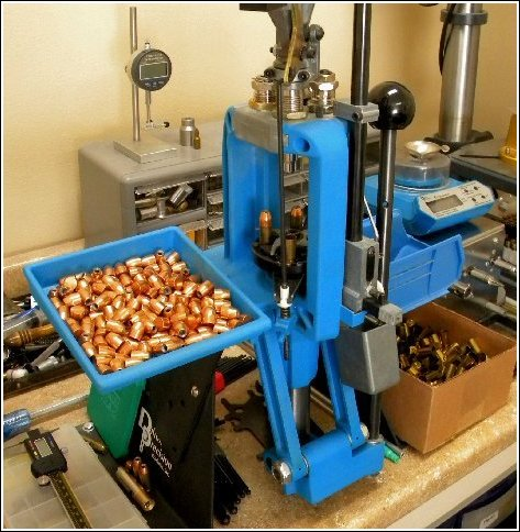 Dillon RL550 Progressive Reloading Press
