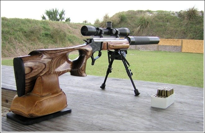 Custom Rifle