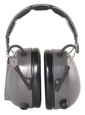 Electronic Ear-muffs